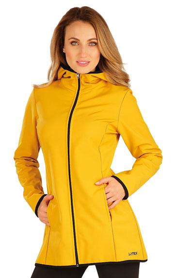 Športové oblečenie > Bunda dámska softshellová s kapucňou. 60276