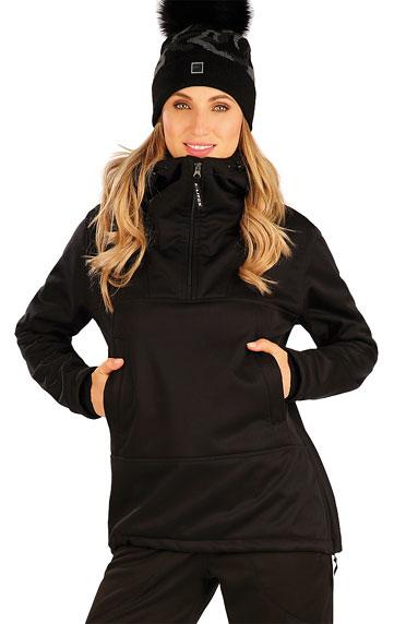 Vesty a bundy > Bunda dámska softshellová s kapucňou. 60279