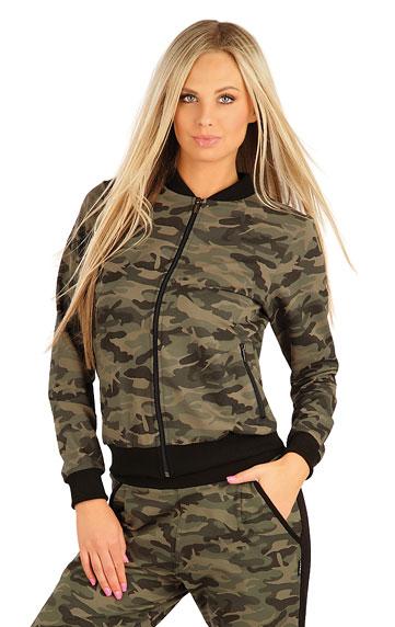 Športové oblečenie > Mikina dámska na zips. 60298