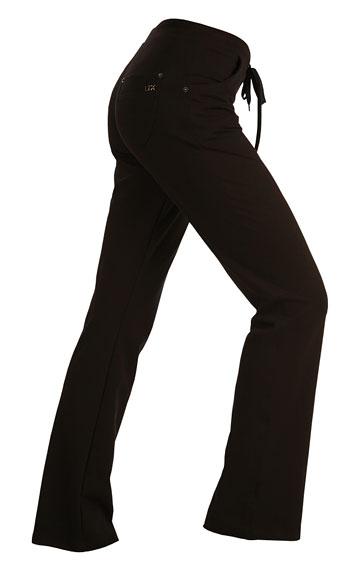 Nohavice LITEX > Tepláky dámske dlhé do pása. 60357