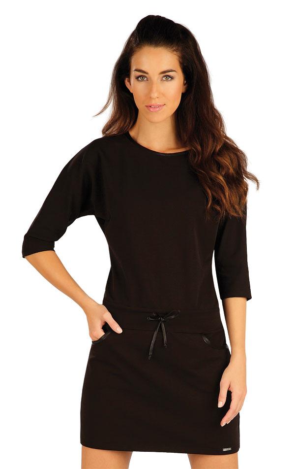 Šaty dámske s 3/4 rukávom. 60359   Šaty a sukne LITEX