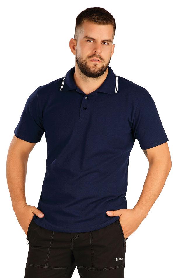 Polo tričko pánske s krátkym rukávom. 60387 | Trička, tielka LITEX