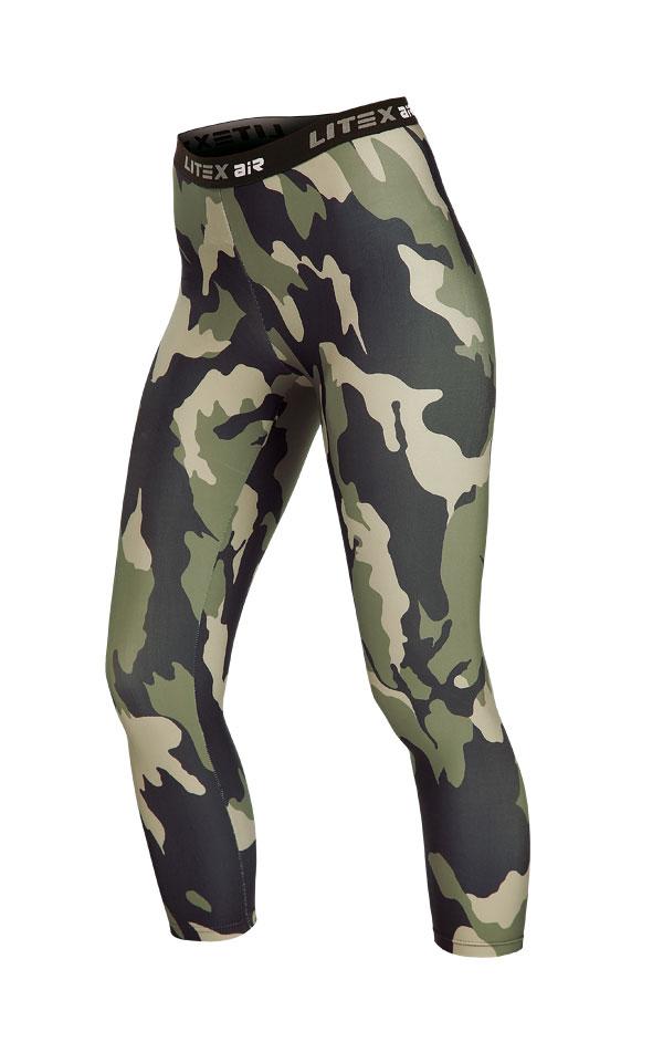Legíny dámske v 7/8 dĺžke. 60444   Športové oblečenie -  zľava LITEX