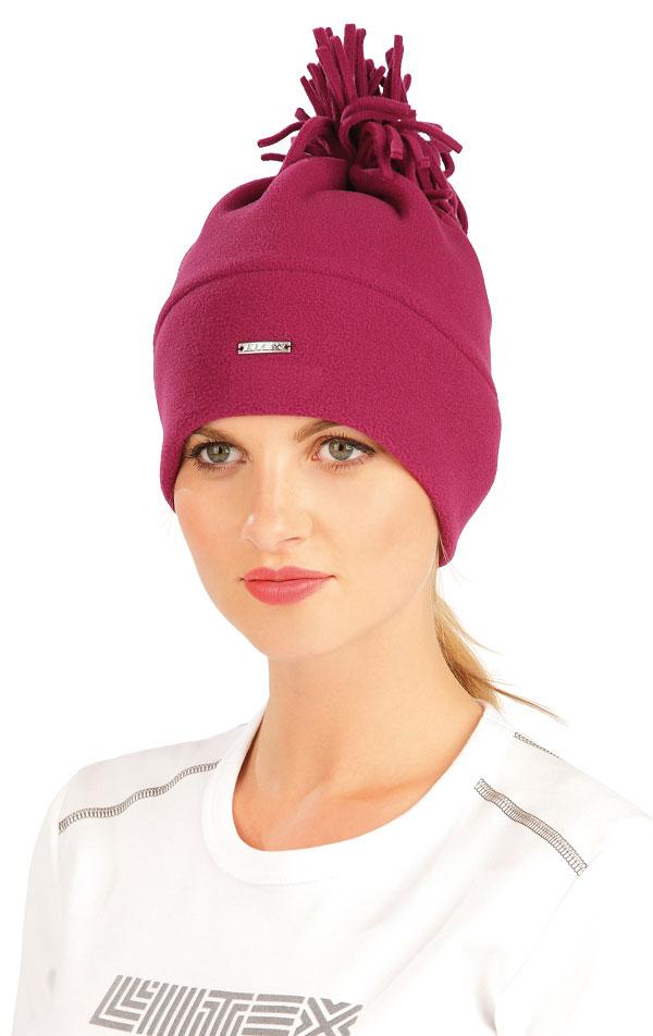 Fleecová čiapka. 60489 | Čiapky a šály LITEX
