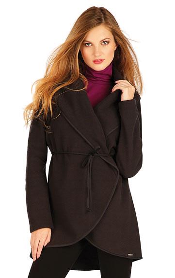Fleecový kabátik dámsky.