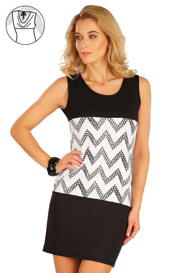 Šaty dámske bez rukávov. 63209 | Plážové doplnky LITEX