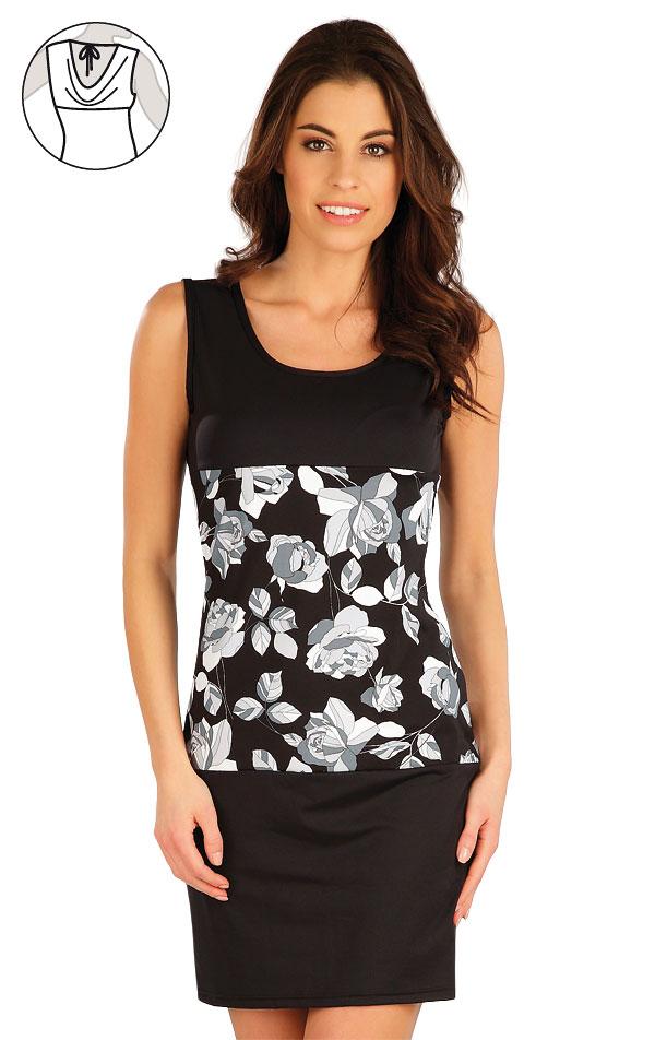 Šaty dámske bez rukávov. 63309 | Plážové doplnky LITEX