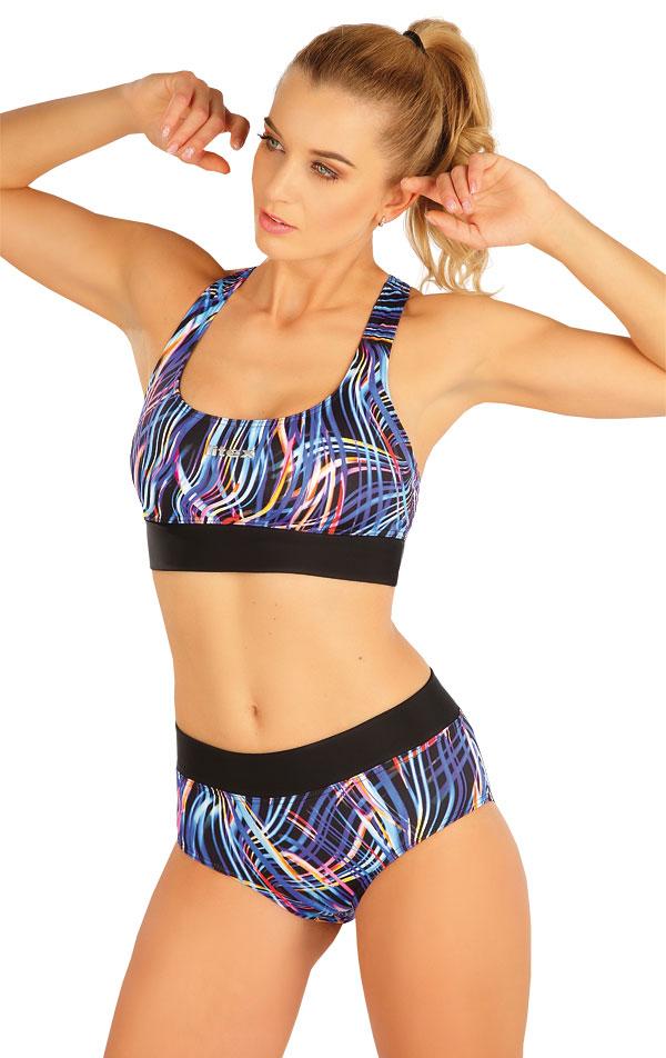 Plavkové nohavičky bokové. 63519 | Športové plavky LITEX