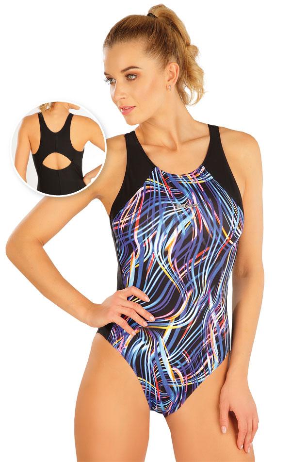 Jednodielne športové plavky. 63520 | Športové plavky LITEX