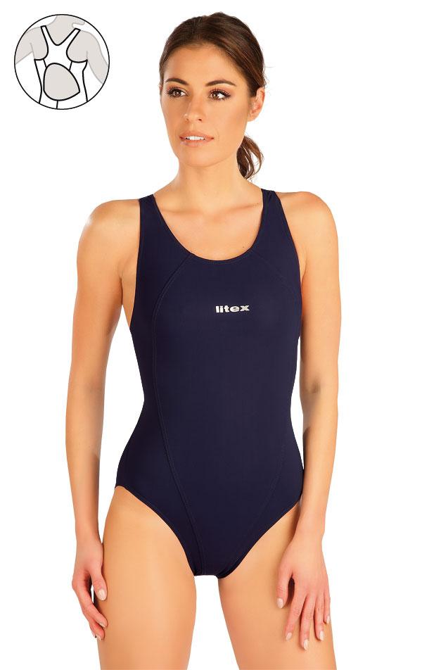 Jednodielne športové plavky. 63523 | Športové plavky LITEX