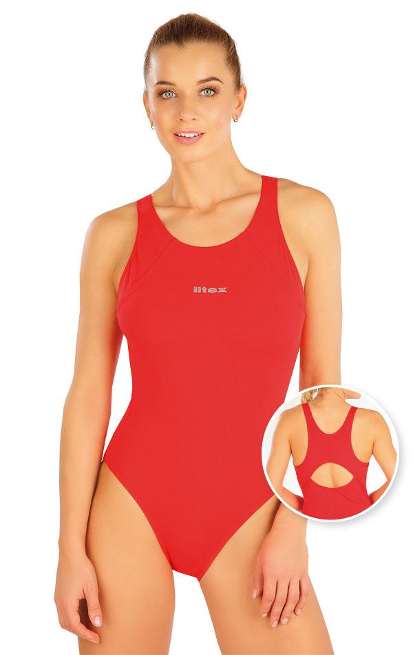 Jednodielne športové plavky. 63538 | Športové plavky LITEX