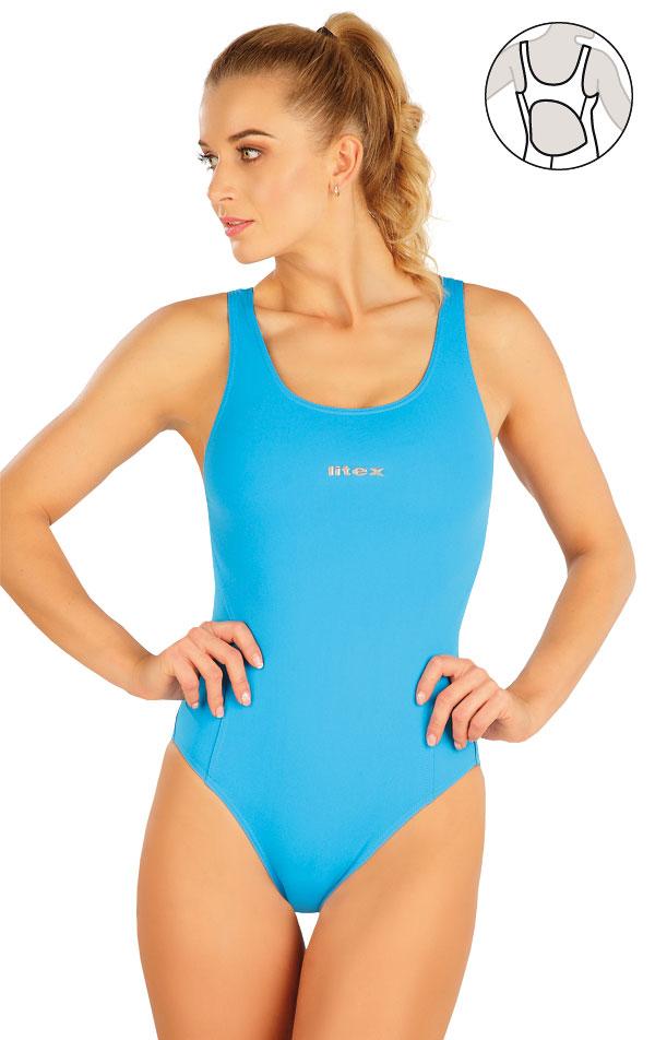 Jednodielne športové plavky. 63540 | Športové plavky LITEX