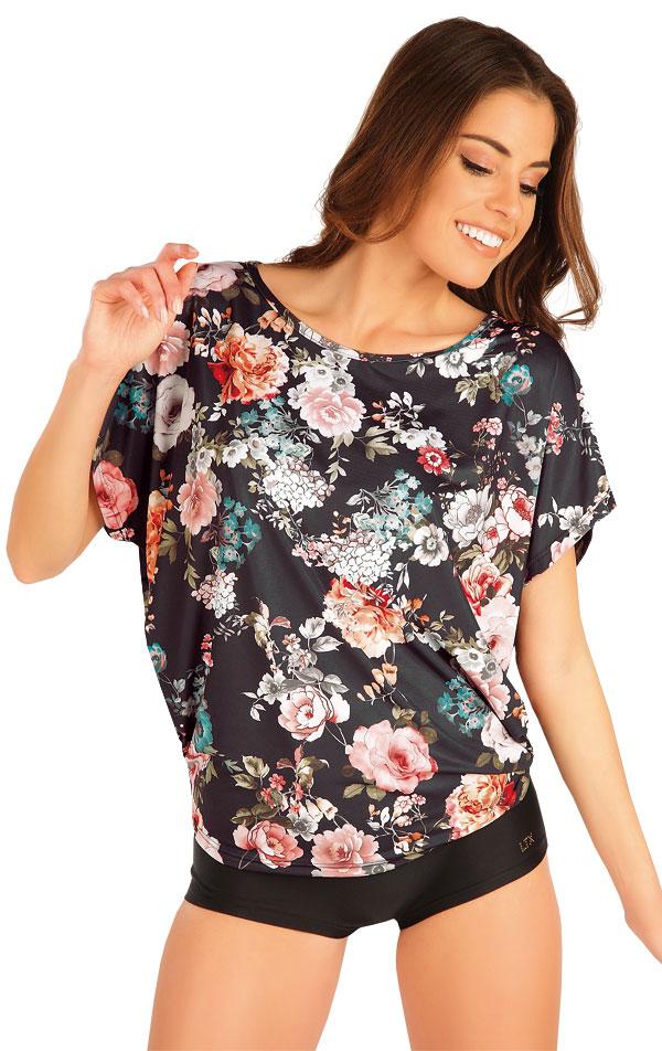 Tričko dámske s krátkym rukávom. 63565 | Plážové doplnky LITEX