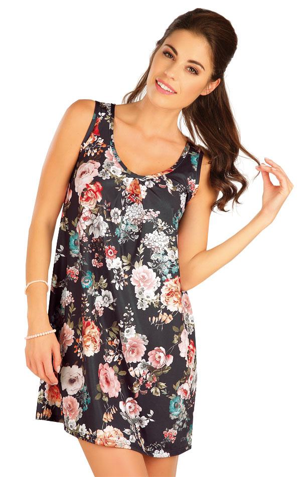 Šaty dámske bez rukávov. 63569 | Plážové doplnky LITEX