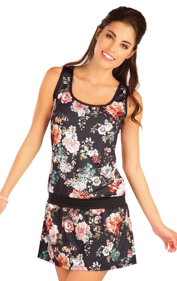 Šaty dámske bez rukávov. 63572 | Plážové doplnky LITEX