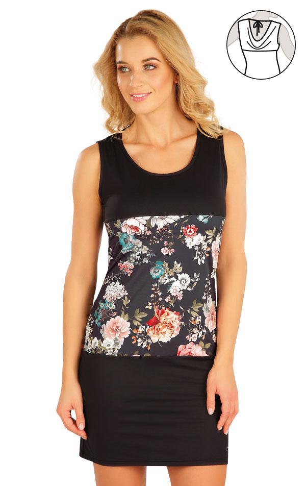 Šaty dámske bez rukávov. 63573 | Plážové doplnky LITEX
