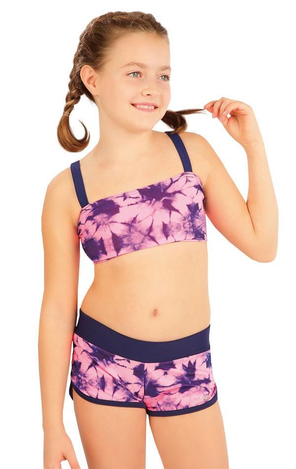 Plavkový top dievčenský. 63597 | Dievčenské plavky LITEX
