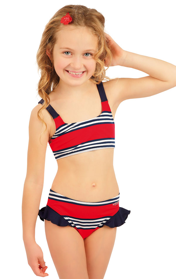 Dievčenské plavkové nohavičky. 63606 | Dievčenské plavky LITEX