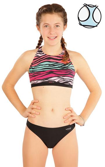 Dievčenské plavky > Plavkový top dievčenský. 63611