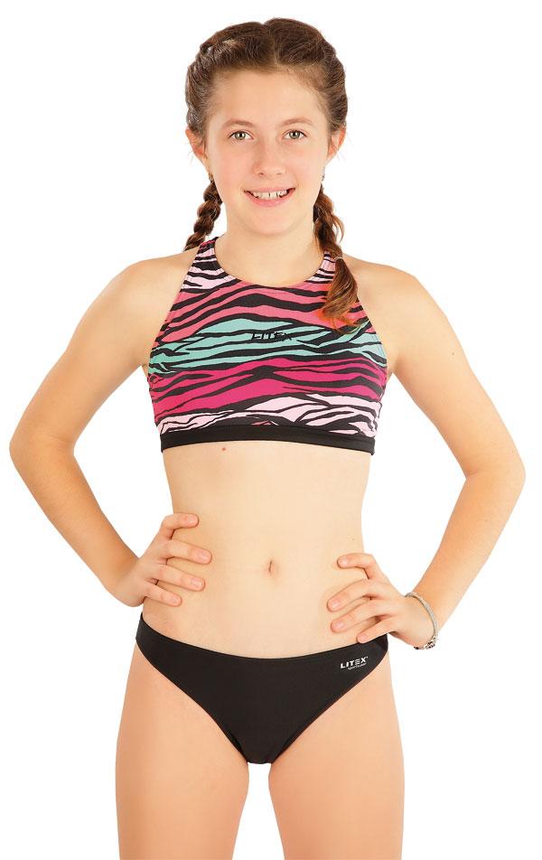 Dievčenské plavkové nohavičky. 63612 | Dievčenské plavky LITEX