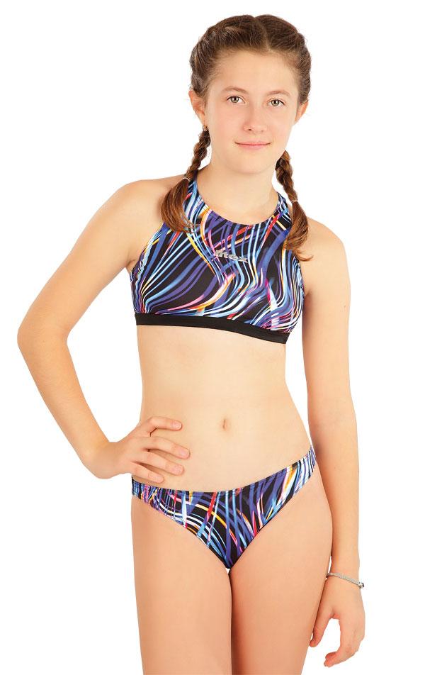 Dievčenské plavkové nohavičky. 63631 | Dievčenské plavky LITEX