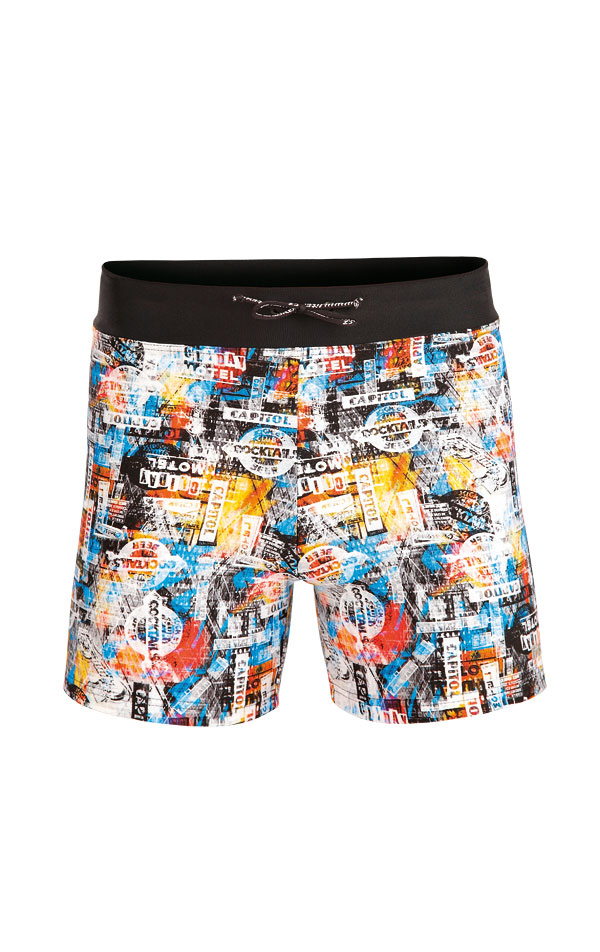 Chlapčenské plavky boxerky. 63656 | Chlapčenské plavky LITEX