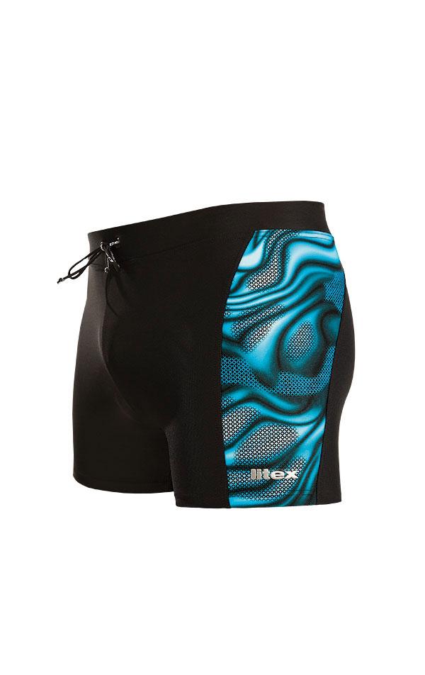 Pánske plavky boxerky. 63693   Pánske plavky LITEX