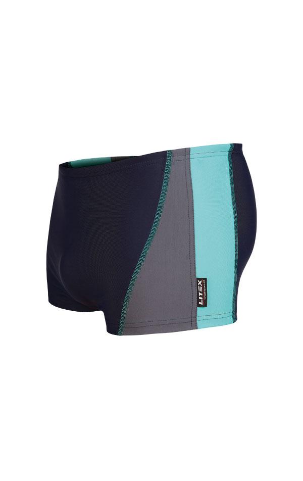 Pánske plavky boxerky. 63722   Pánske plavky LITEX