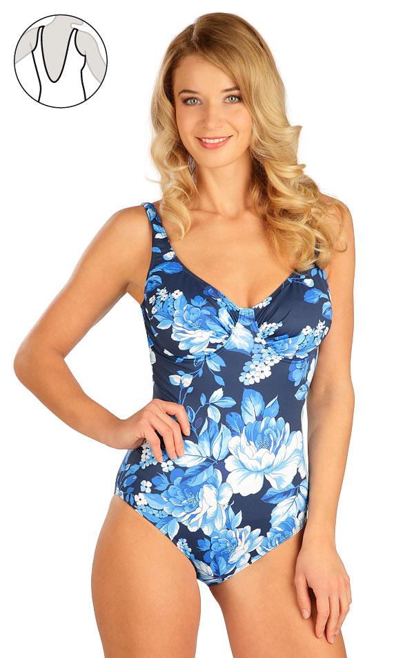 Jednodielne plavky s kosticami. 6B013 | Jednodielne plavky LITEX
