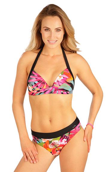 Dvojdielne plavky > Plavkové nohavičky stredne vysoké. 6B023