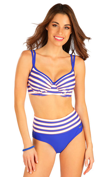 Dvojdielne plavky > Plavková podprsenka s hlbokými košíčkami. 6B146