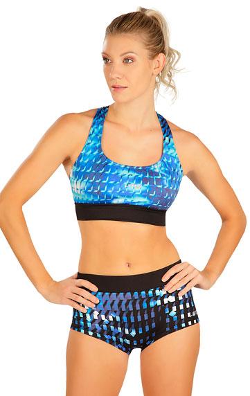 Športové plavky > Plavkový športový top bez výstuže. 6B300