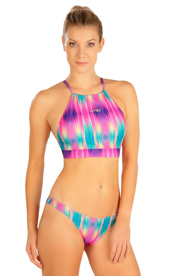 Plavkové nohavičky string bokové. 6B323 | Športové plavky LITEX