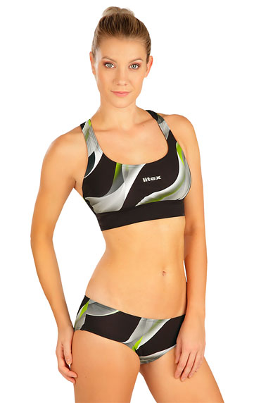 Športové plavky > Plavkový športový top bez výstuže. 6B331