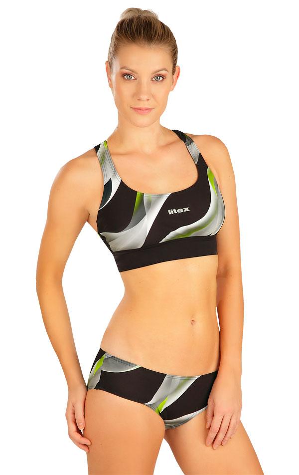 Plavkové nohavičky bokové. 6B332 | Športové plavky LITEX