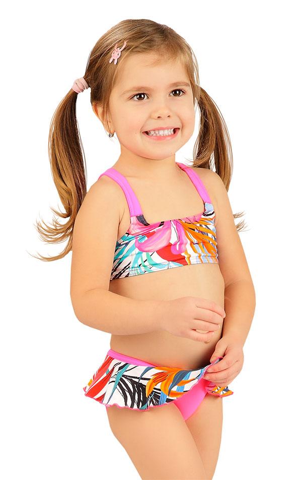 Dievčenské plavkové nohavičky. 6B417 | Dievčenské plavky LITEX