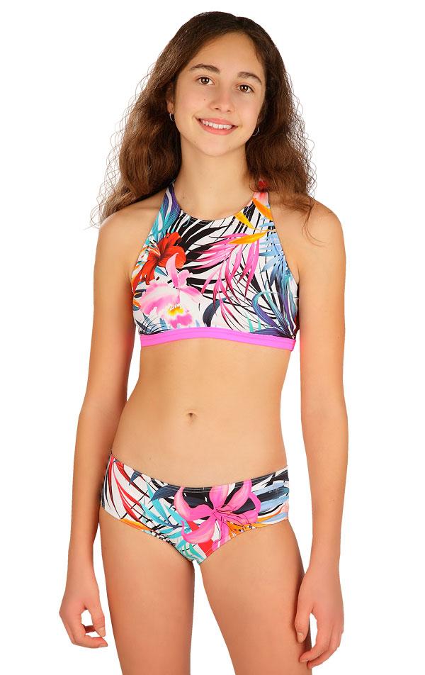 Dievčenské plavkové nohavičky. 6B421 | Dievčenské plavky LITEX