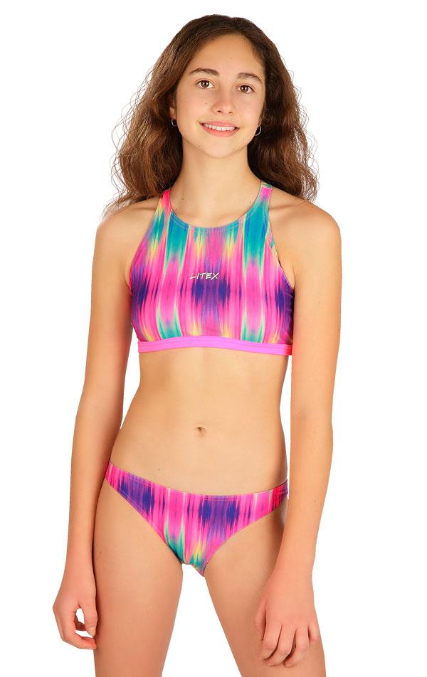 Dievčenské plavkové nohavičky. 6B429 | Dievčenské plavky LITEX