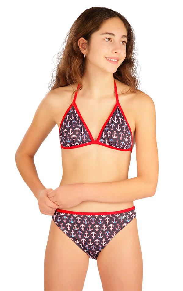 Dievčenské plavkové nohavičky. 6B447 | Dievčenské plavky LITEX