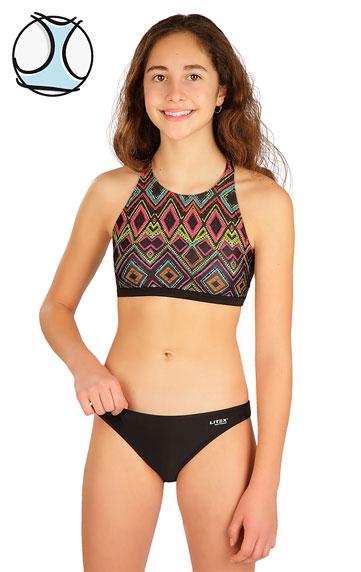 Dievčenské plavky > Plavkový top dievčenský. 6B455