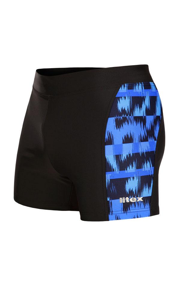 Pánske plavky boxerky. 6B507   Pánske plavky LITEX