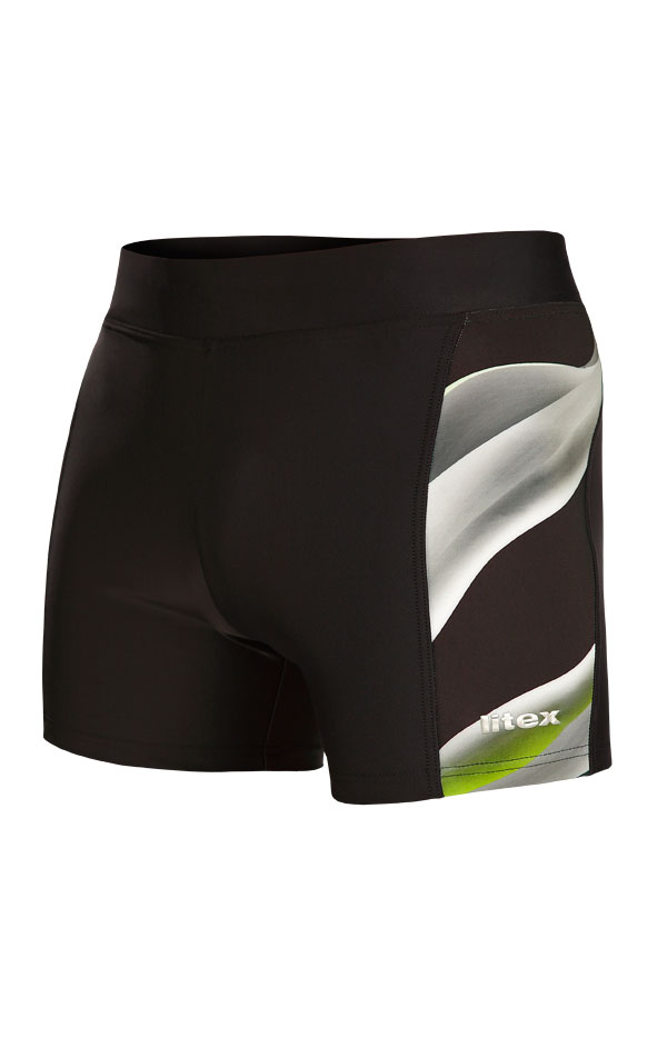 Pánske plavky boxerky. 6B514   Pánske plavky LITEX
