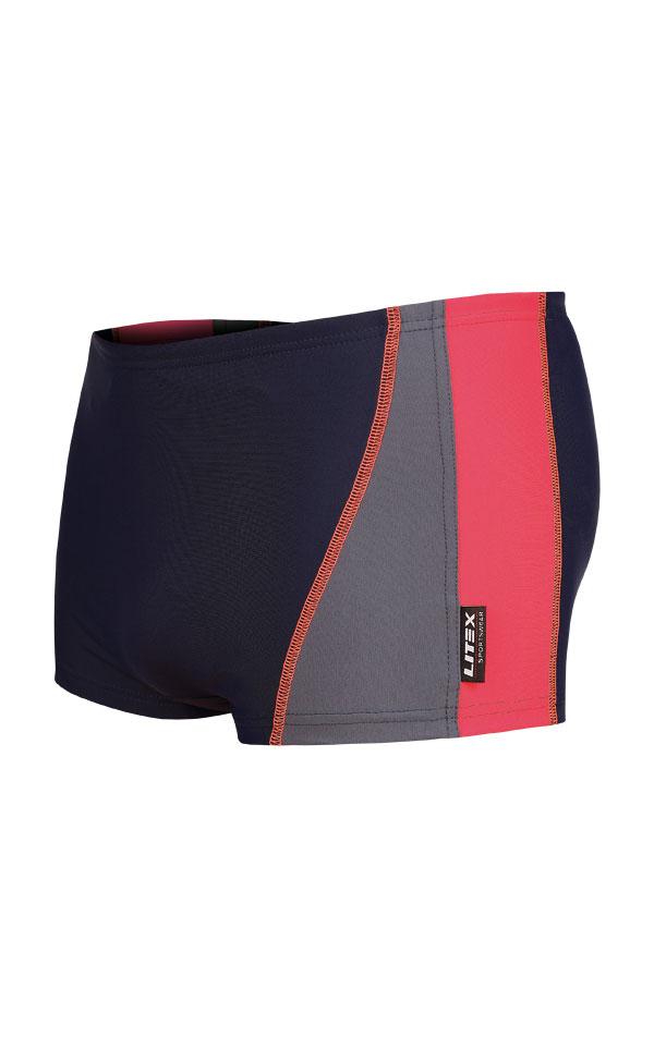 Pánske plavky boxerky. 6B526 | Pánske plavky LITEX