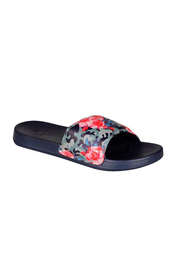 Dámske šľapky COQUI SANA. 6B605 | Plážová obuv LITEX