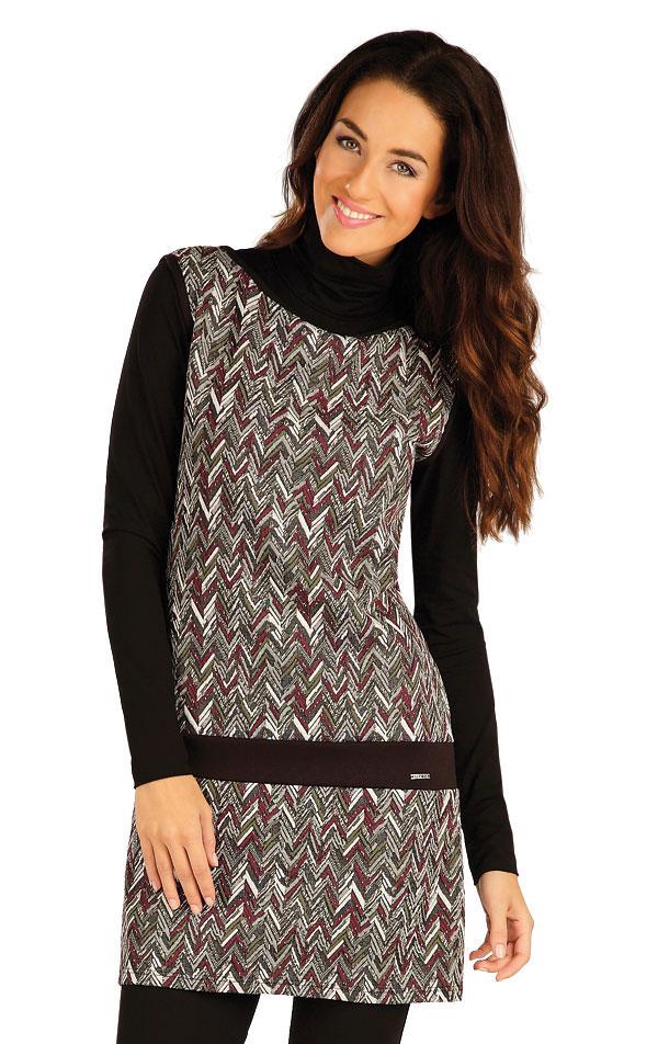 Tunika dámska bez rukávov. 7A046 | Šaty, sukne, tuniky LITEX