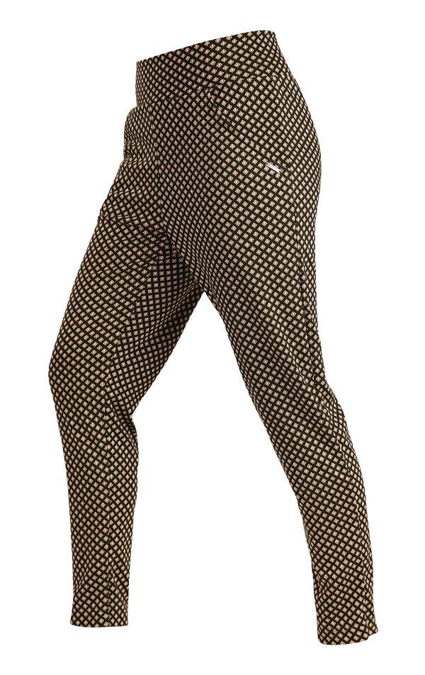 Nohavice dámske so zníženým sedom. 7A099 | Legíny, nohavice, kraťasy LITEX