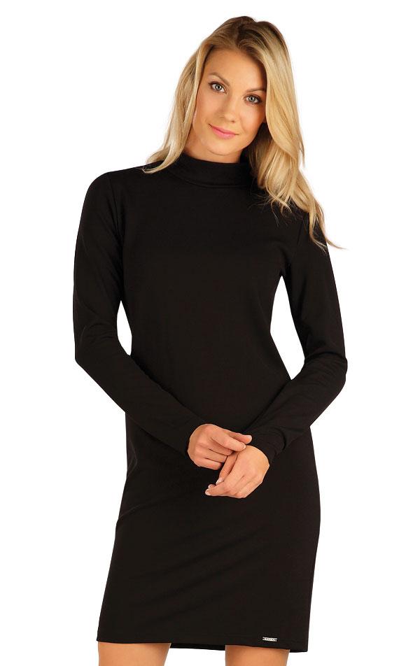 Šaty dámske s dlhým rukávom. 7A131 | Šaty, sukne, tuniky LITEX
