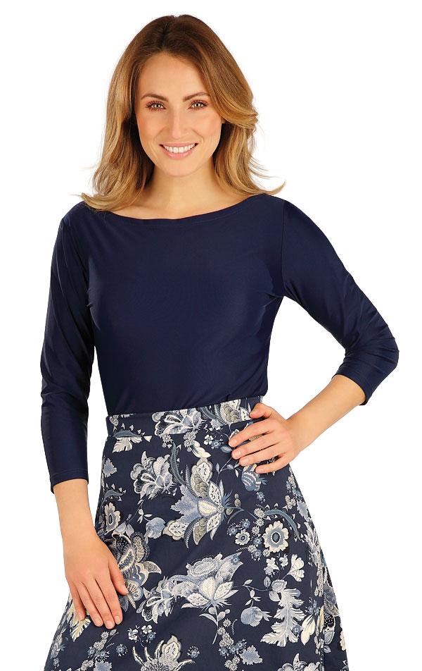 Tričko dámske s 3/4 rukávom. 7A145 | Tielka, trička, halenky LITEX