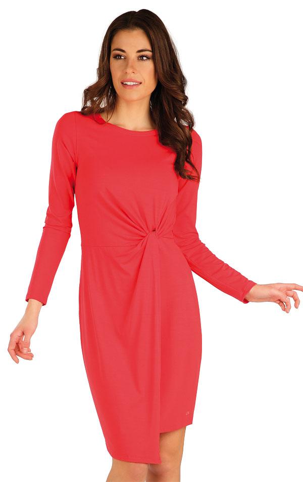 Šaty dámske s dlhým rukávom. 7A158 | Šaty, sukne, tuniky LITEX