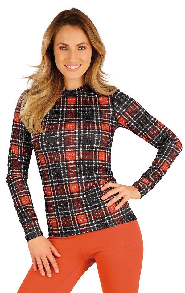 Funkčné termo tričko dámske. 7A225 | Termobielizeň LITEX